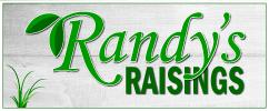 Randy's Raisings Logo